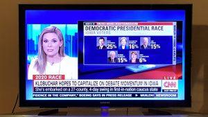 CNN uses 6 week old poll