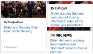 Biden Headlines